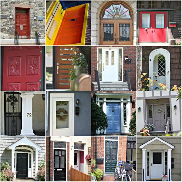 Weekly Photo Challenge: DOORS - Doors galore!