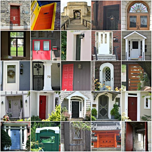 Weekly Photo Challenge: DOORS - All kinds of doors