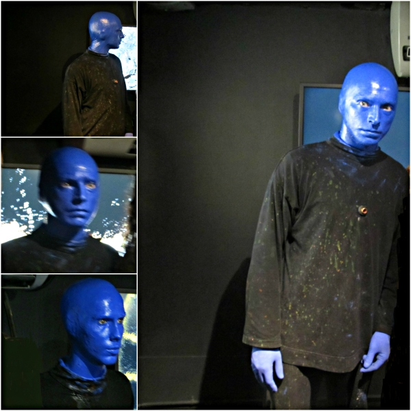 Weekly Photo Challenge: From Every Angle - Blueman Group post show in Manhattan