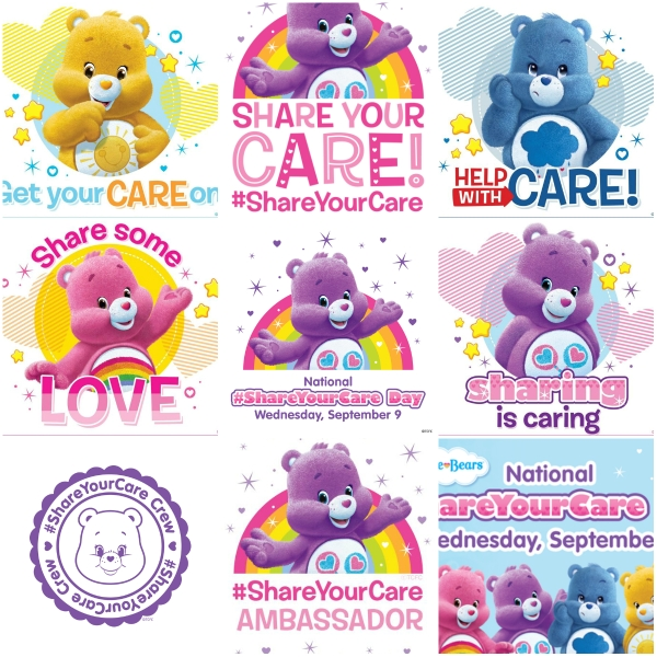 National Care Bears #ShareYourCare Day!