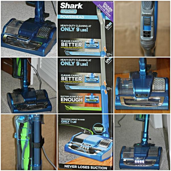 Shark® Rocket® Powerhead: A Review