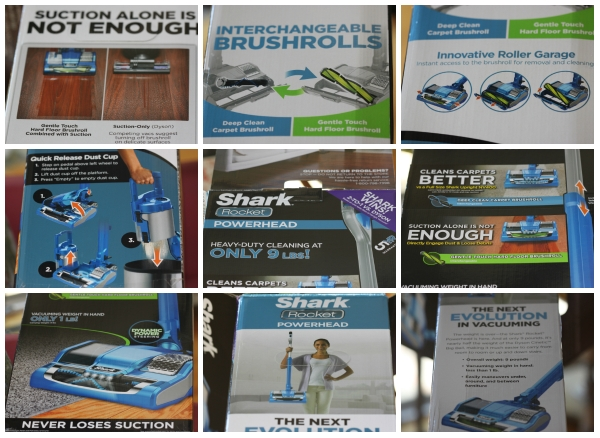 Shark® Rocket® Powerhead: A Vacuum Cleaner Review
