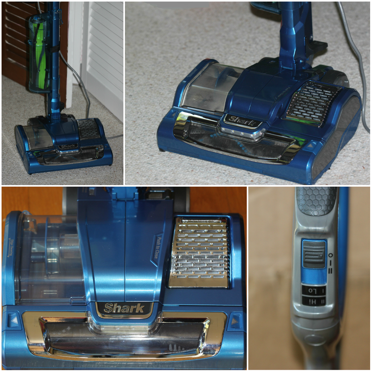 shark rocket powerhead a vacuum cleaner review