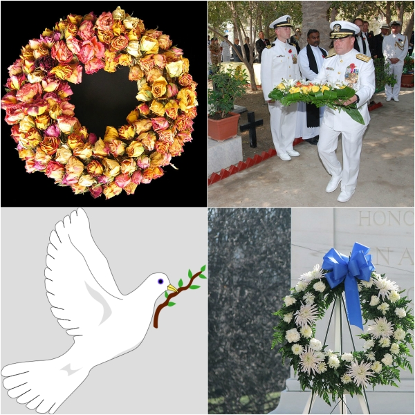 Motivation Mondays: Honoring All Veterans - 2015 Veterans Day - Symbols of honor