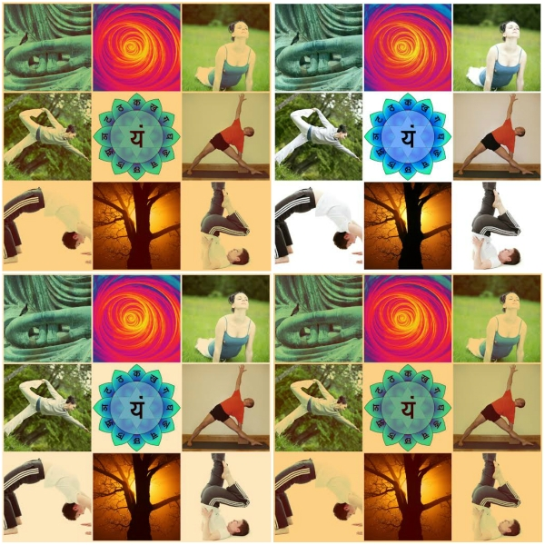 Sudden Shifts: Heart Opening Yoga Challenge - Yoga Postures do work