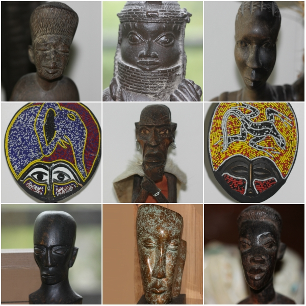 Weekly Photo Challenge: FACE - Faces on Sculpture