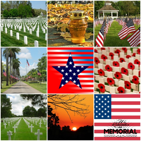 Motivation Mondays: Memorial Day - Honoring our Service Men/Women