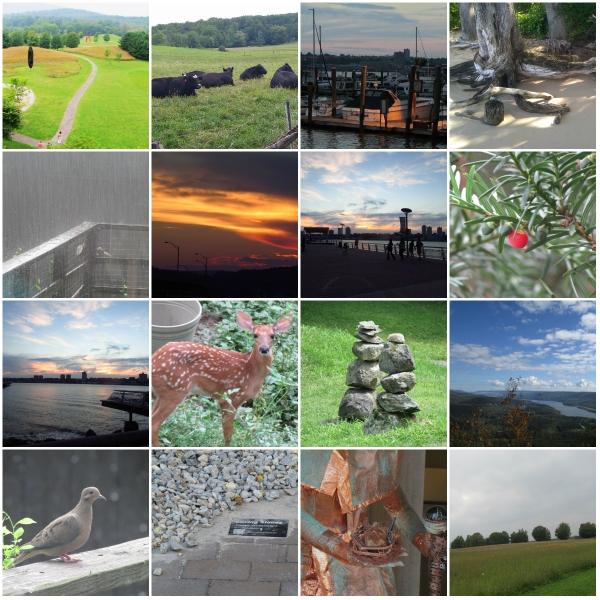Weekly Photo Challenge: Mother Earth - The many faces of Mother Earth