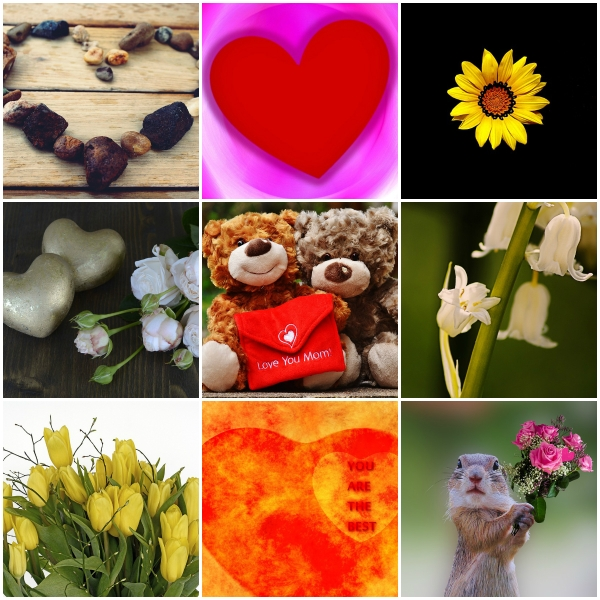 Motivation Mondays: Mother's Day - A Collage of Mothers
