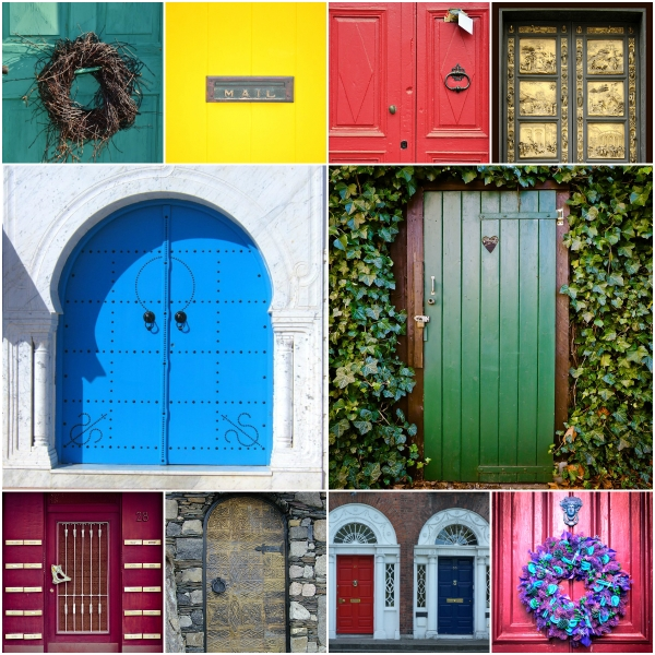 Inspiration: The Story Behind The Door - Life's mysteries
