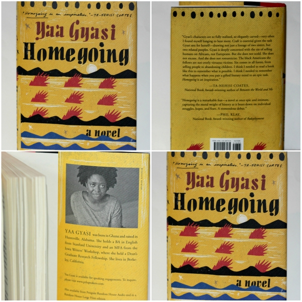 HOMEGOING: A Novel by Yaa Ghasi