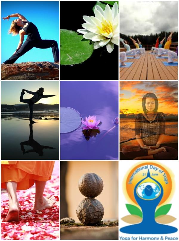 Motivation Mondays: International Day Of Yoga #Yoga4SDGs #YogaDay