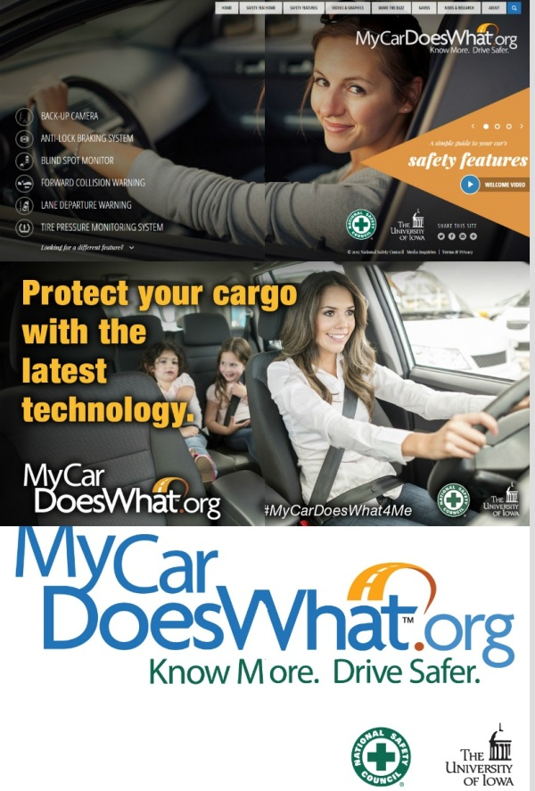 DRIVING: Tips On Road Safety #MyCarDoesWhat4Me - SAFETY FIRST
