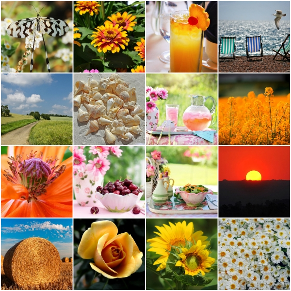 Motivation Mondays: SUMMER #mondaymotivation - What we love about it