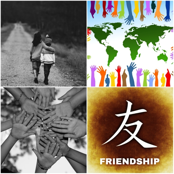 Motivation Mondays: FRIENDSHIP - Our Friendships Matter!