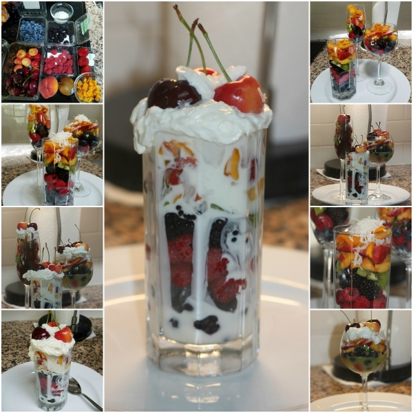 Weekly Photo Challenge: Trio Of Treats w/ Cherries On Top