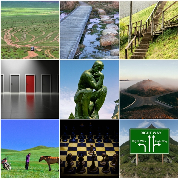 Motivation Mondays: DILEMMA - Making difficult, undesirable choices...