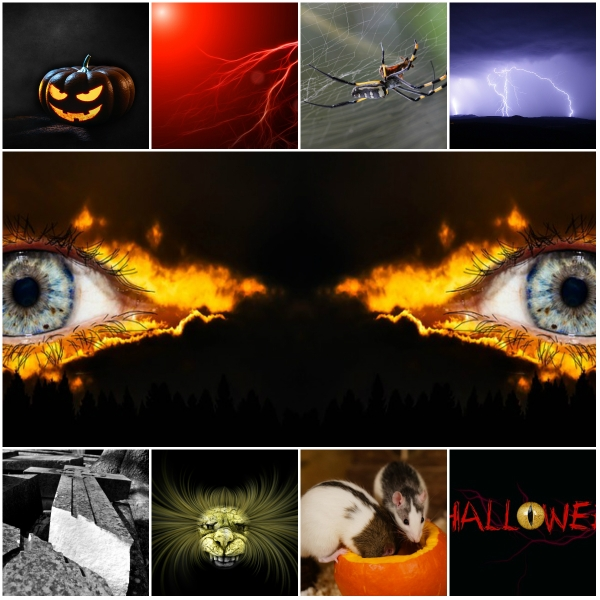 Motivation Mondays: SCARED - Halloween and other Scary Things and Phobias