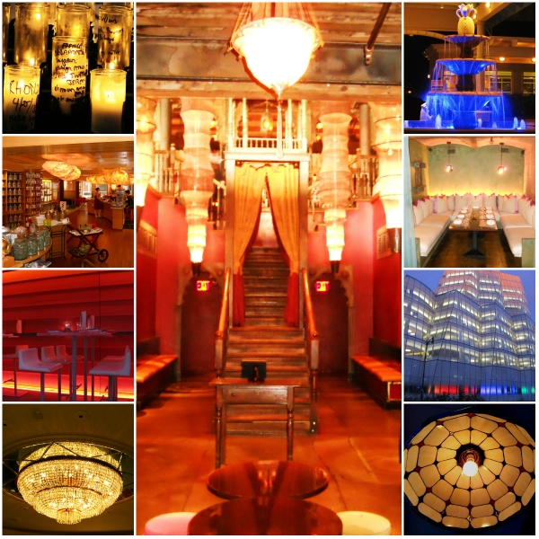 Weekly Photo Challenge: AMBIENCE - Settings and lighting that evoke that feeling