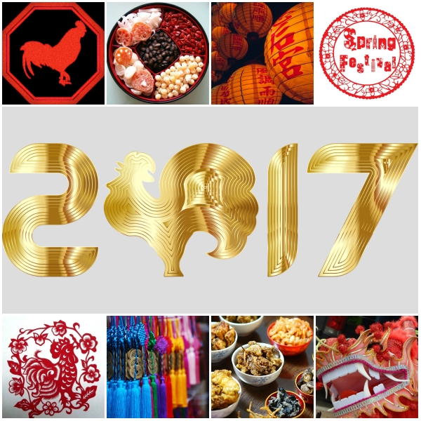 Motivation Mondays: Chinese New Year of The Rooster