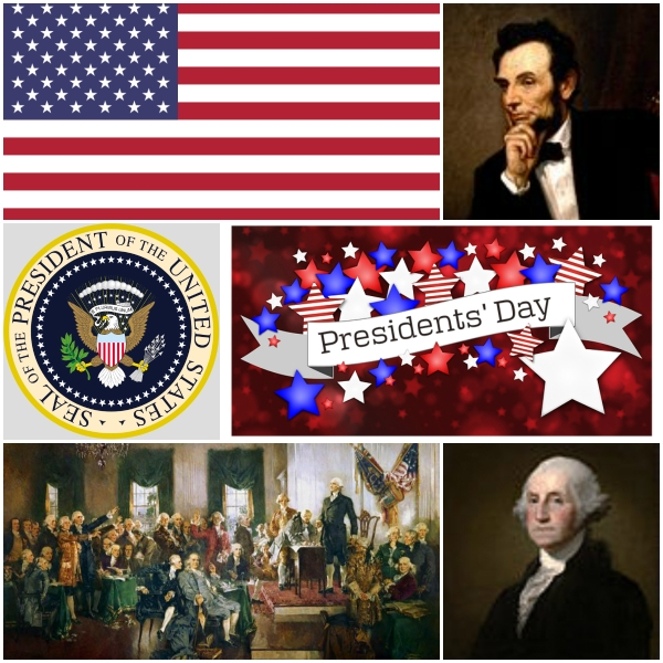 Motivation Mondays: Honoring Presidents' Day