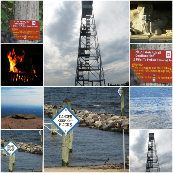 Photo Challenge: Danger Signs