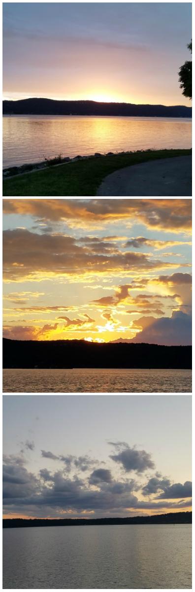 Photo Challenge : Delta = Change - Hudson River