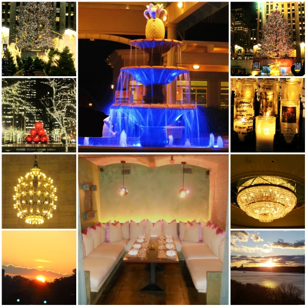 Photo Challenge: Shiny Attractions!