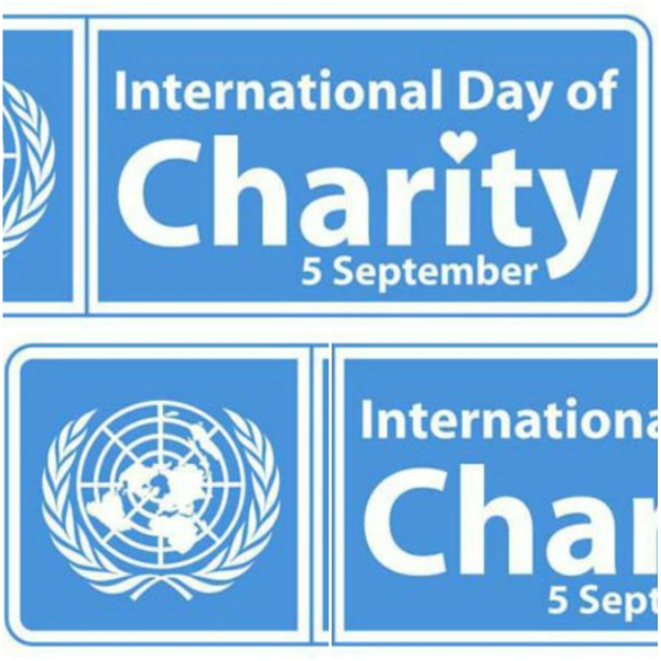 Monday Motivations: Labor of Love & International Day of Charity
