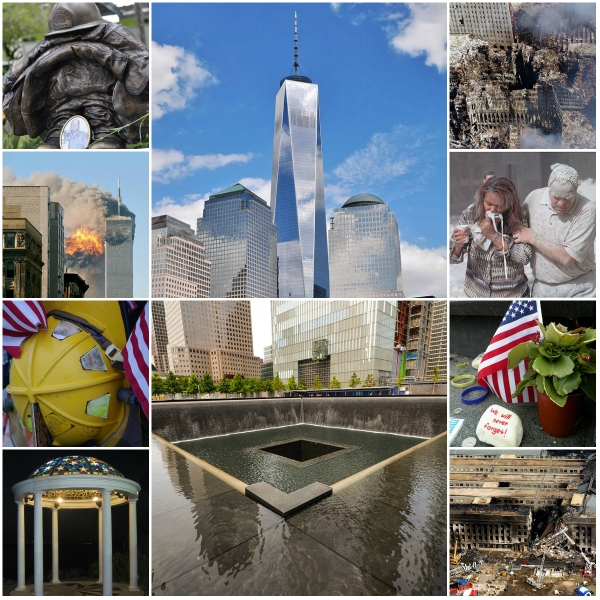 Motivation Mondays: Patriot Day - Remembering 9/11