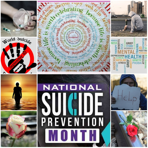 Motivation Mondays: Suicide Prevention Awareness Month