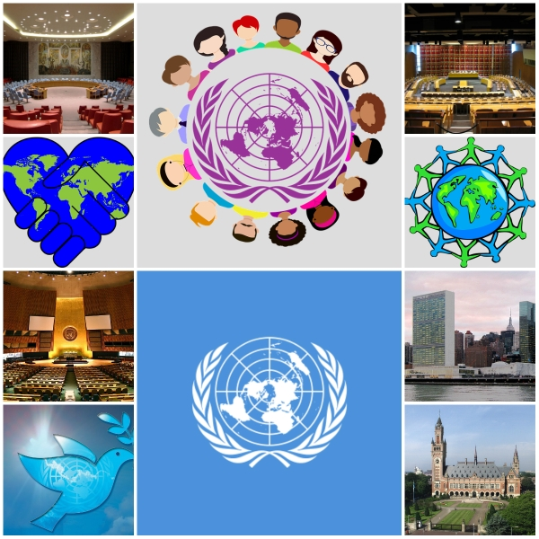 Motivation Mondays: UN Day - Transcend Differences