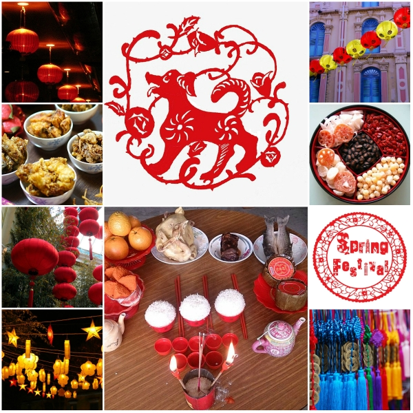 Musings: Happy Chinese New Year! #YearoftheDog
