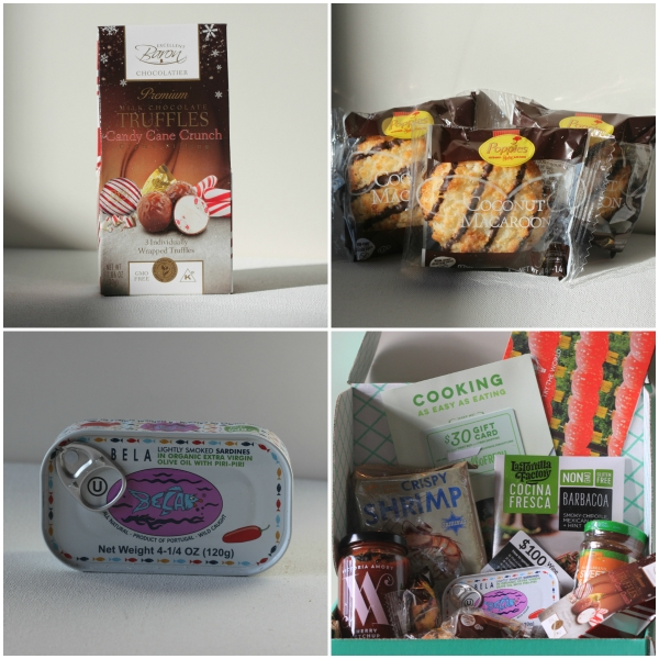 Try The World: World Box Gift Of Gourmet Foods